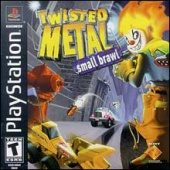 Box shot of Twisted Metal: Small Brawl [North America]