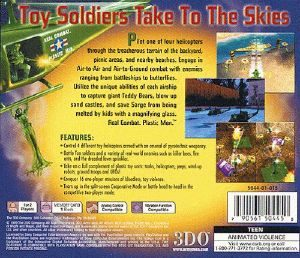 Army Men: Air Attack - PSX - NTSC-U (North America)