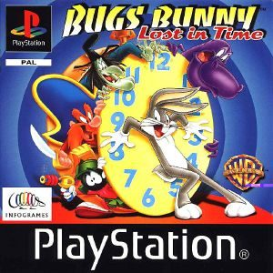 Bugs Bunny: Lost in Time - PSX - PAL (Europe)