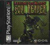 Box shot of Legacy of Kain: Soul Reaver [North America]