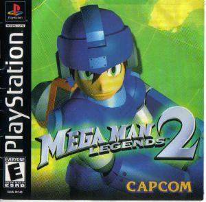 Mega Man Legends 2 - PSX - NTSC-U (North America)