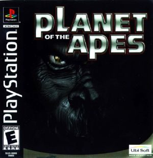 Planet Of The Apes - PSX - NTSC-U (North America)