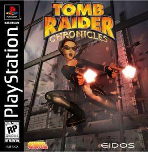 Tomb Raider: Chronicles - PSX - NTSC-U (North America)
