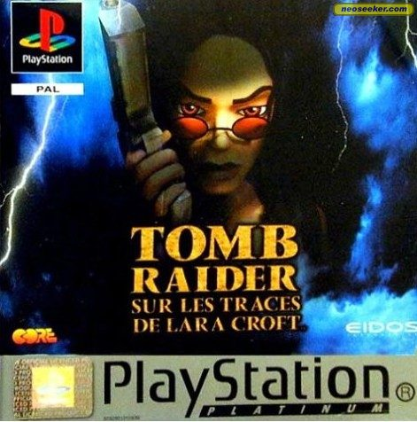 Tomb Raider: Chronicles - PSX - PAL (Europe)