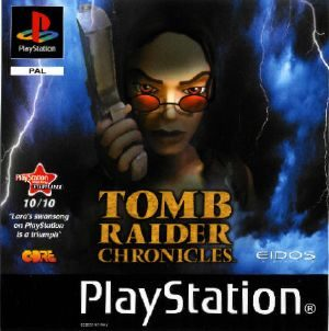 Tomb Raider: Chronicles - PSX - PAL (Australia)