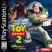 Box shot of Toy Story 2: Buzz Lightyear to the Rescue [North America]