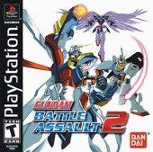 Box shot of Gundam Battle Assault 2 [North America]
