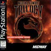 Box shot of Mortal Kombat Trilogy [North America]