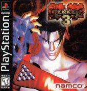 Box shot of Tekken 3 [North America]