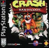 Box shot of Crash Bandicoot [North America]