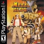 Box shot of Metal Slug X [North America]