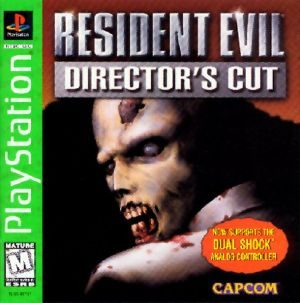 Resident Evil: Directors Cut - PSX - NTSC-U (North America)
