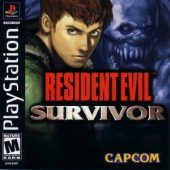 Box shot of Resident Evil Survivor [North America]
