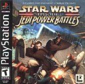 Box shot of Star Wars: Episode I Jedi Power Battles