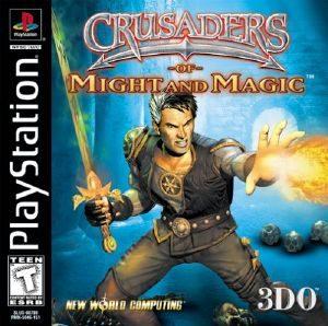 Crusaders of Might and Magic - PSX - NTSC-U (North America)