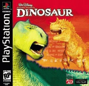 Dinosaur - PSX - NTSC-U (North America)