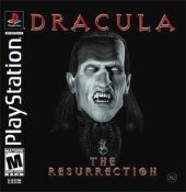 Dracula: The Last Sanctuary NTSC-U (North America) front boxshot