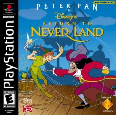 Peter Pan: Return to Neverland - PSX - NTSC-U (North America)