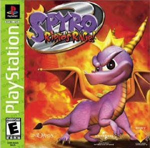 Spyro 2: Ripto's Rage - PSX - NTSC-U (North America)
