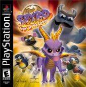 Box shot of Spyro 3: Year of the Dragon [North America]