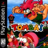 Box shot of Tomba! [North America]