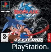 BeyBlade: Let It Rip