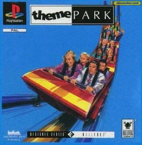 Theme Park - PSX - PAL (Europe)
