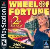 Box shot of Wheel of Fortune: 2nd Edition [North America]
