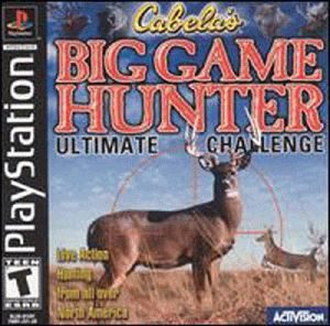 Cabela's Big Game Hunter Ultimate Challenge - PSX - NTSC-U (North America)