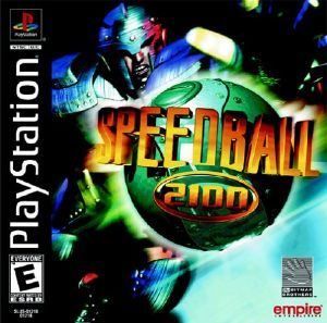 Speedball 2100 - PSX - NTSC-U (North America)