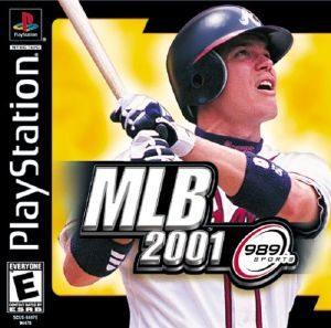 MLB 2001 - PSX - NTSC-U (North America)