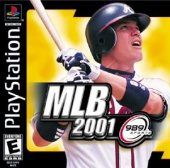 MLB 2001 (North America Boxshot)