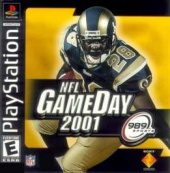 NFL GameDay 2001 (North America Boxshot)