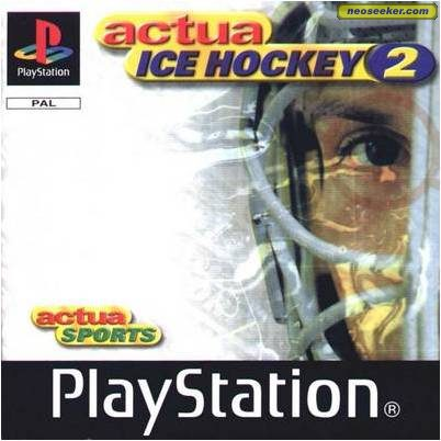 Actua Ice Hockey 2 - PSX - PAL (Europe)