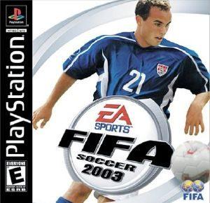 FIFA Soccer 2003 - PSX - NTSC-U (North America)