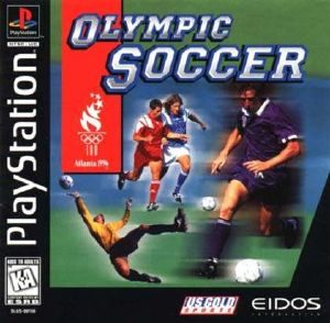 Olympic Soccer - PSX - NTSC-U (North America)