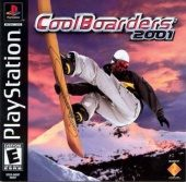 Cool Boarders 2001 NTSC-U (North America) front boxshot