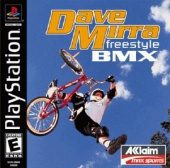 Box shot of Dave Mirra FreeStyle BMX [North America]