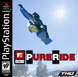 MTV Sports: Pure Ride - PSX - NTSC-U (North America)