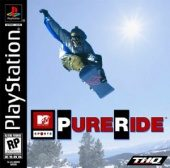 MTV Sports: Pure Ride NTSC-U (North America) front boxshot