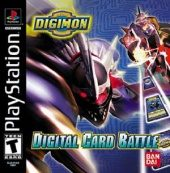 Box shot of Digimon Digital Card Battle [North America]