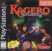 Box shot of Kagero: Deception II [North America]