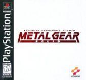Box shot of Metal Gear Solid [North America]