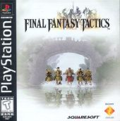 Box shot of Final Fantasy Tactics [North America]