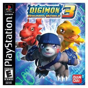 Cheats For Digimon World