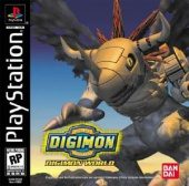 Box shot of Digimon World [North America]