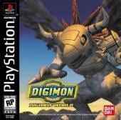 Box shot of Digimon World [North America]