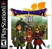 Box shot of Dragon Warrior VII [North America]