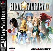 Box shot of Final Fantasy IX [North America]