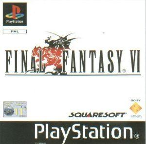 Final Fantasy VI - PSX - PAL (Europe)
